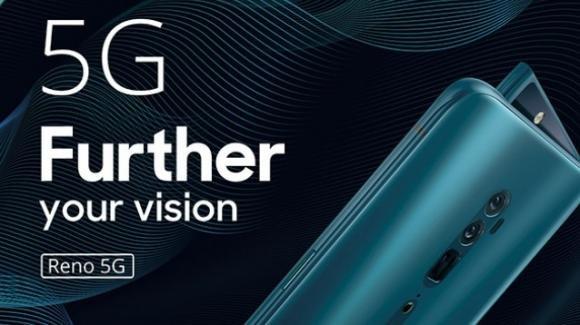 Oppo Reno 5G e Samsung Galaxy S10 5G: la moda del 5G parte in Europa dalla Svizzera