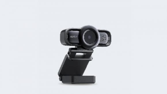 Aukey PC-LM3: webcam con risoluzione Full HD e autofocus