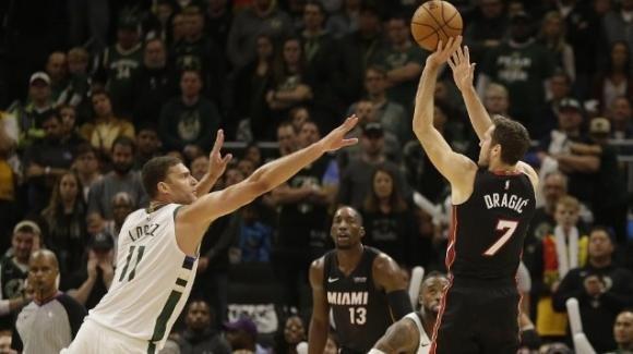 NBA, 26 ottobre 2019: gli Heat dominano a Milwaukee, super Suns contro i Clippers. Tutte le partite