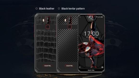 Oukitel K13 Pro: ecco il battery phone dal look aggressivo, con 7 giorni d'autonomia