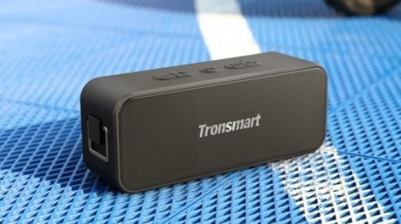 Tronsmart T2 Plus: speaker 20W con microfono incorporato e funzione TWS