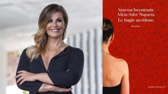 Vanessa Incontrada presenta il suo nuovo libro, scritto insieme alla mamma