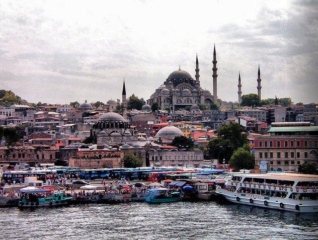 Moschea di Solimano ad Istanbul