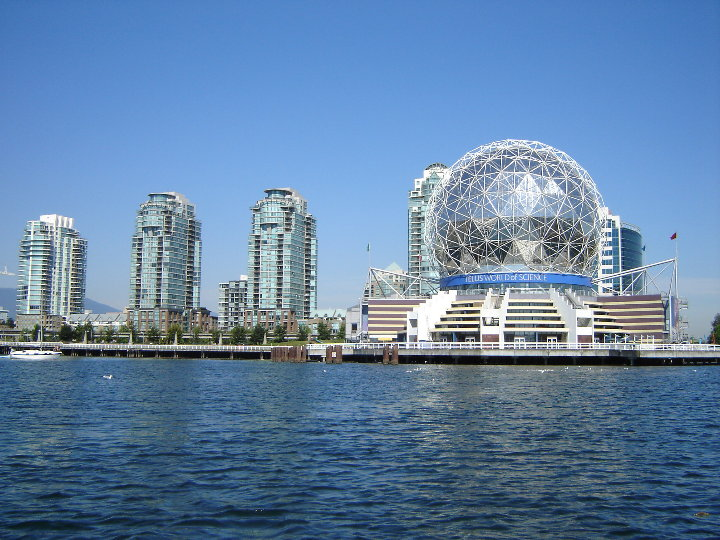 Science World a Vancouver
