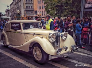 S.S. Cars Jaguar 2,5 DHC del 1937